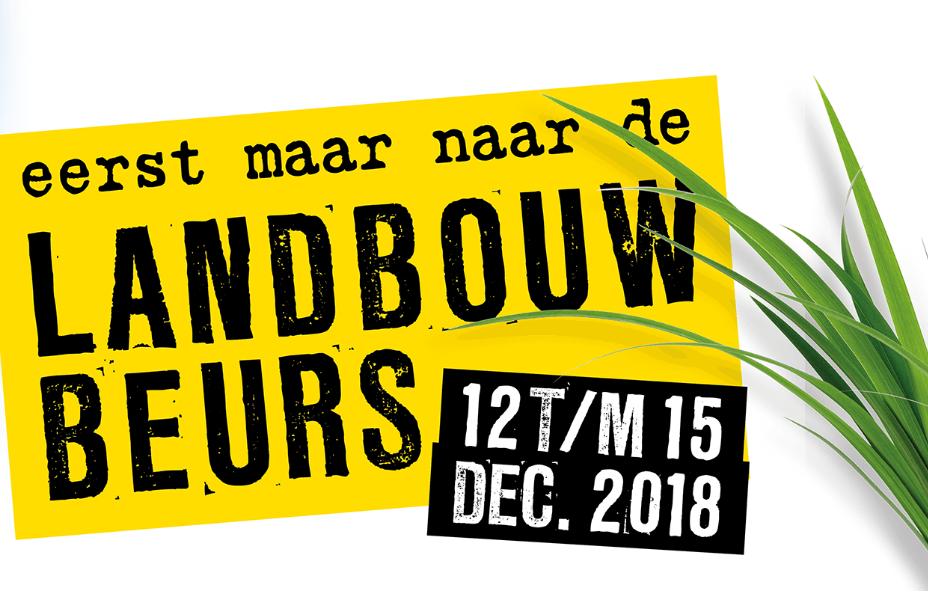 Landbouw Beurs Leeuwarden